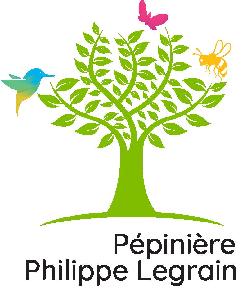 logo pepiniere philippe legrain rongy-creation